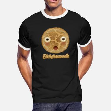 Sugar Cookie Dickersnoodle Cookie - Men's Ringer T-Shirt