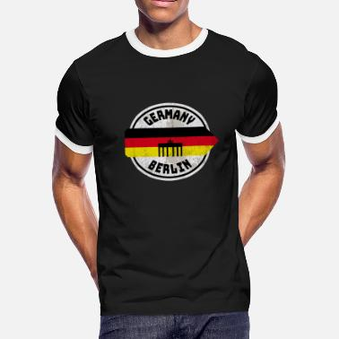 Germany Germany Berlin - Men's Ringer T-Shirt