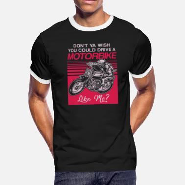 b78b85f9 Sportbike Motorcycle Shirt - Superbike - Bike - Like me - Men's. Men's  Ringer T-Shirt
