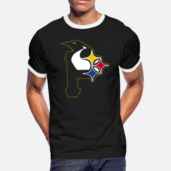 competitive price 74dde e795c pittsburgh penguins Men's Ringer T-Shirt | Spreadshirt