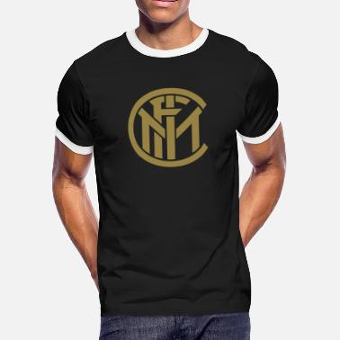 Milan Inter - Men's Ringer T-Shirt
