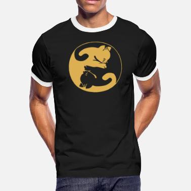 Cat Lover Cat Lover - Men's Ringer T-Shirt