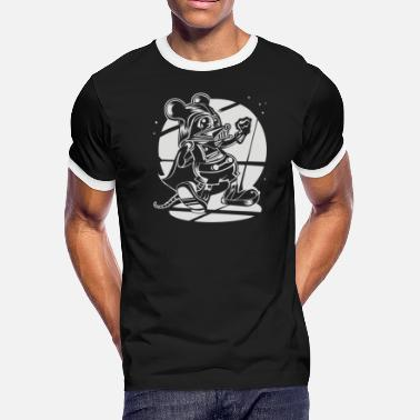 Vermin Darth Vermin - Men's Ringer T-Shirt