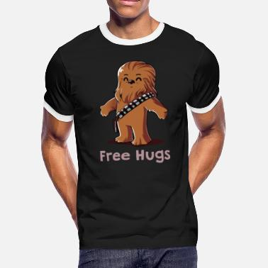 That Wookiee Hug a Wookiee - Men's Ringer T-Shirt