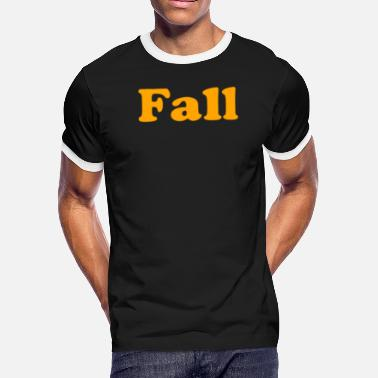 Fall Of The Wall Fall - Men's Ringer T-Shirt