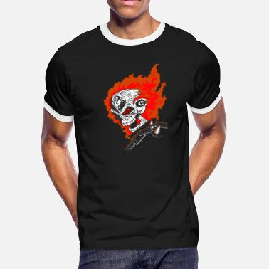 Ghost Motorcycles ghost motorcycle - Men's Ringer T-Shirt