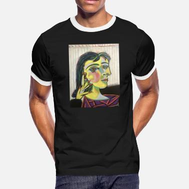 Pablo Pablo Picasso - Love and Hate - Men's Ringer T-Shirt