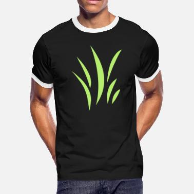 Grass Grass - Men's Ringer T-Shirt