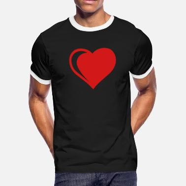 Infarto heart² - Men's Ringer T-Shirt