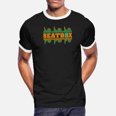 Beatbox Beatbox - Men's Ringer T-Shirt