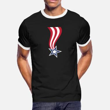 All American All American - Men's Ringer T-Shirt