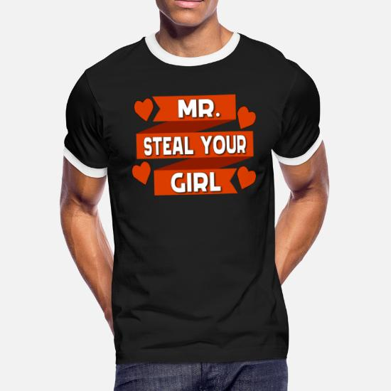 1fc1cb53e Front. Back. Design. Front. Back. Design. Front. Back. Design. Design.  Front. Back. Girls T-Shirts - Mr Steal Your Girl Valentines Day ...