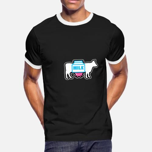 6aed15e94 Cattle T-Shirts - Cow agriculture cows cattle cattle farmer village - Men's  Ringer T. Do you want to edit the design?