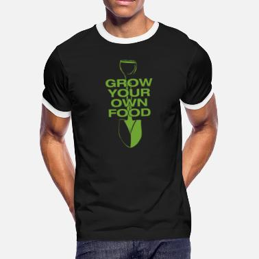 Grow Your Own Food Grow your own food - Men's Ringer T-Shirt