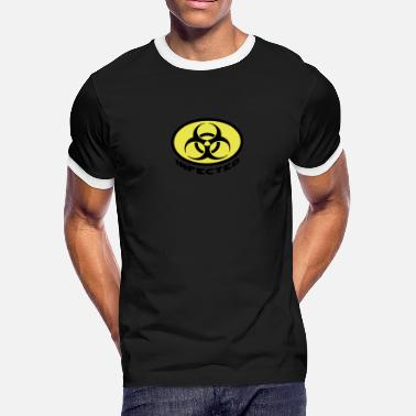 Infected Infected - Men's Ringer T-Shirt
