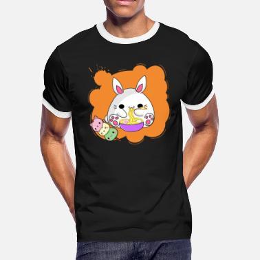 Cartoon Jap Cat NanI Tshirt Ladies