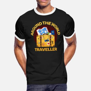 Shop World Travel T-Shirts online | Spreadshirt