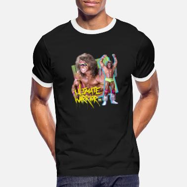 Ultimate Warrior WWE Ultimate Warrior - Men's Ringer T-Shirt