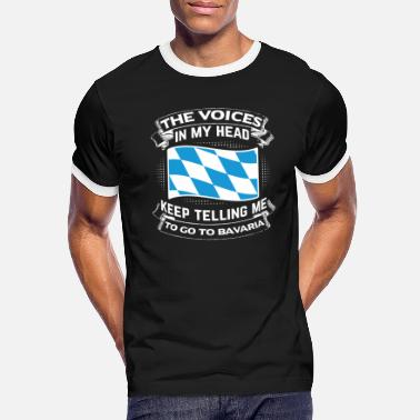 Bavaria Bavaria - Men's Ringer T-Shirt