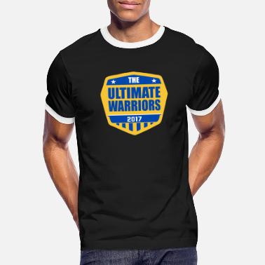 Ultimate Warrior The Ultimate Warriors Celebration - Men's Ringer T-Shirt