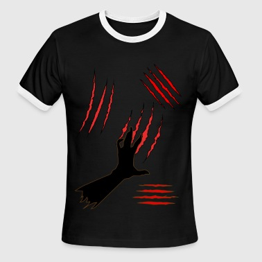 Scratch - Men's Ringer T-Shirt