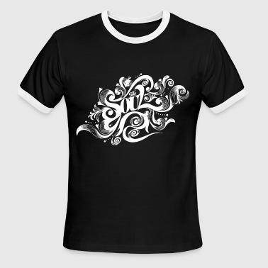Soul Typography - Men's Ringer T-Shirt