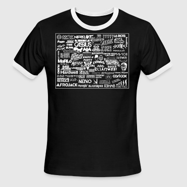 ALL DJs - Men's Ringer T-Shirt