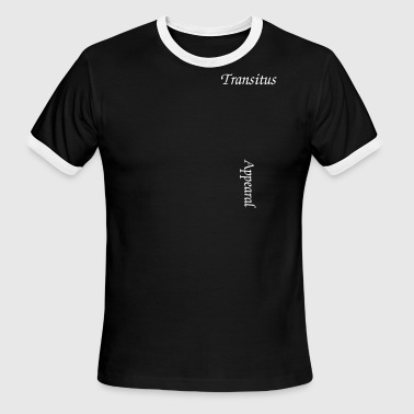 Transistus Appearal - William E Henley - Men's Ringer T-Shirt