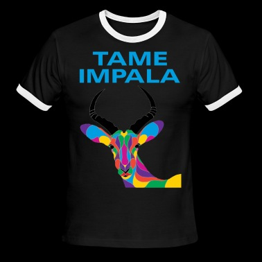 Tame Impala (Impaladelic edition) - Men's Ringer T-Shirt