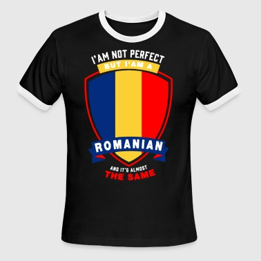 Romanian Tee Shirt - Men's Ringer T-Shirt