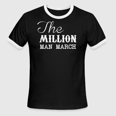 The Million Man March - Men's Ringer T-Shirt