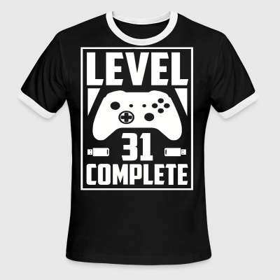 Level 31 Complete - Men's Ringer T-Shirt