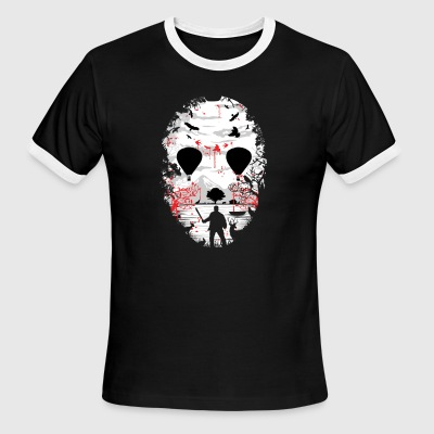 American horror story - Men's Ringer T-Shirt