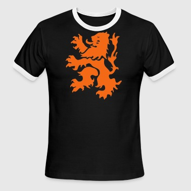 Lion Rampant - Men's Ringer T-Shirt