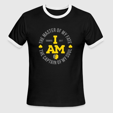 INVICTUS GAMES 2017 - Men's Ringer T-Shirt