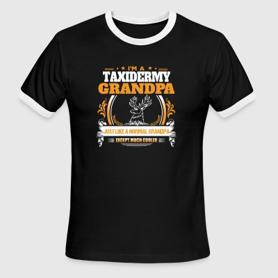 Taxidermy Grandpa Shirt Gift Idea - Men's Ringer T-Shirt