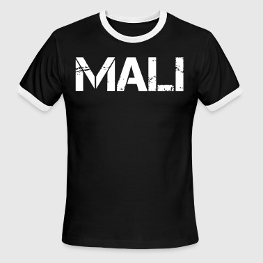 Mali - Men's Ringer T-Shirt