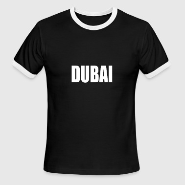 DUBAI - Men's Ringer T-Shirt