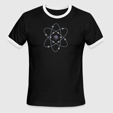 AtomDK - Men's Ringer T-Shirt