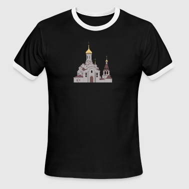 Orthodox church - Men's Ringer T-Shirt