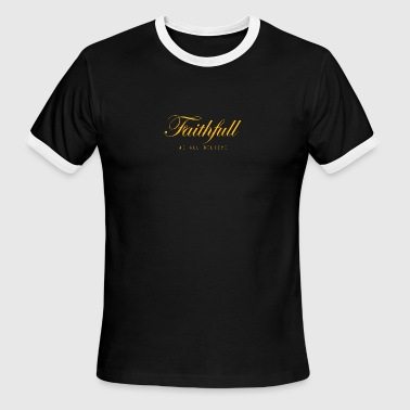 Faithfull - Men's Ringer T-Shirt