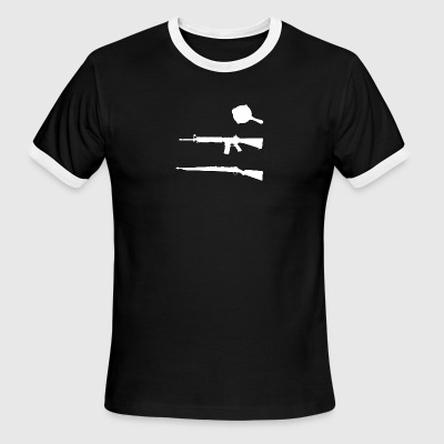 Tools of the Trade 7! - Men's Ringer T-Shirt