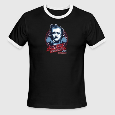 Vote Nevermore - Men's Ringer T-Shirt