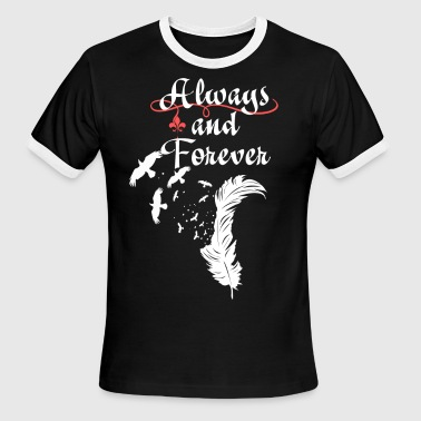 The Originals. Always and Forever. - Men's Ringer T-Shirt