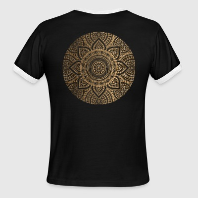 ORNAMENT 1 - Men's Ringer T-Shirt