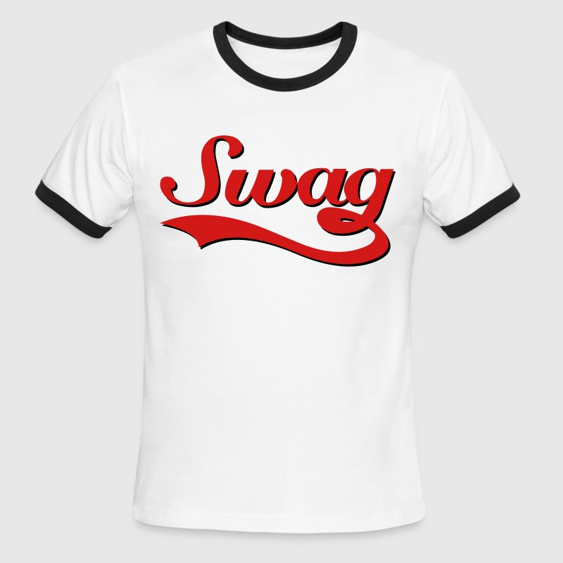 Team Swag - Men's Ringer T-Shirt