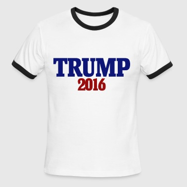 Donald trump 2016 republican - Men's Ringer T-Shirt