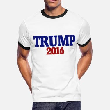 Donald Trump 2016 Donald trump 2016 republican - Men's Ringer T-Shirt