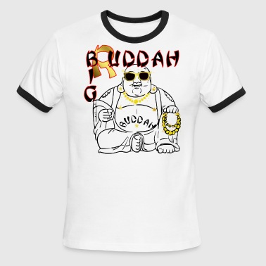 Big Buddha BUDDHA BigBRuddah Big Brother - Men's Ringer T-Shirt