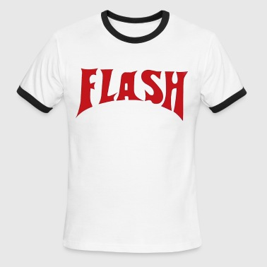Flash Flash Gordon T-shirt - Men's Ringer T-Shirt